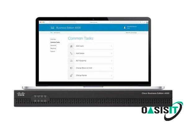 Cisco Business Edition 4000