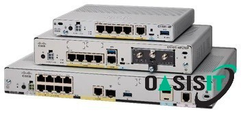 Cisco 1000 Series Integrated Services Routers